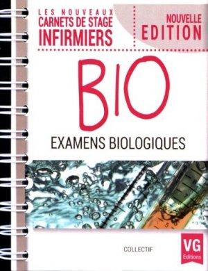 Bio Examens biologiques - vernazobres grego - 9782818315156 -