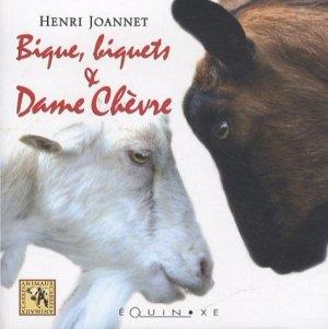 Bique, biquets & Dame chèvre - equinoxe - 9782841357529 -