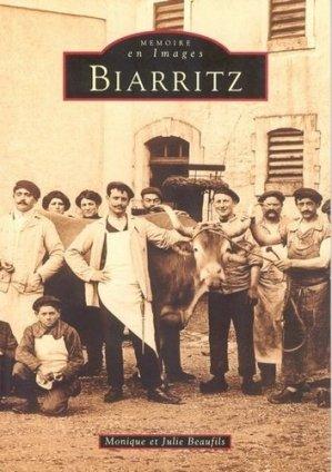 Biarritz - alan sutton - 9782842536251 -