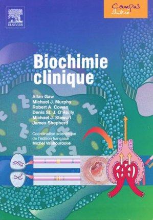 Biochimie clinique - elsevier / masson - 9782842995744