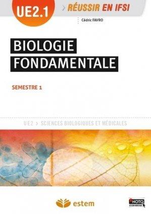 Biologie fondamentale - de boeck superieur - 9782843718069