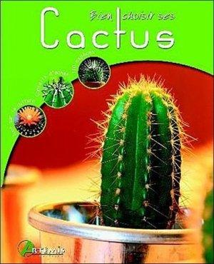 Bien choisir ses cactus - artemis - 9782844168733 -
