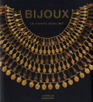 Bijoux - citadelles et mazenod - 9782850887826 -