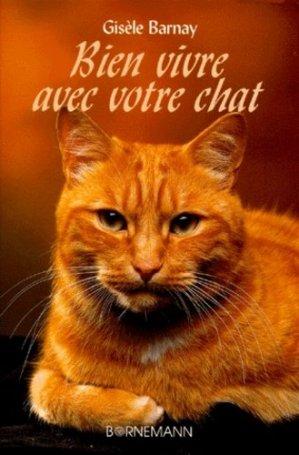 Bien vivre avec votre chat - bornemann - 9782851825964 -