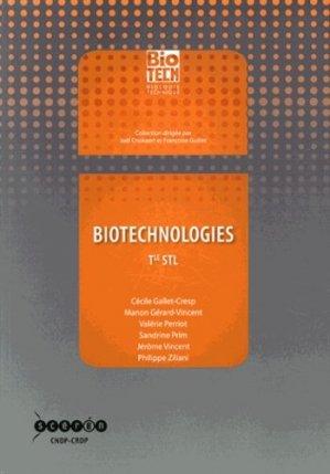 Biotechnologies Tle STL - Canopé - CRDP de Bordeaux - 9782866176365 -