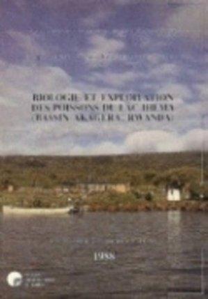 Biologie et exploitation des poissons du lac Ihéma (Bassin Akagera, Rwanda) - presses universitaires de namur - 9782870371558 -