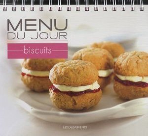 Biscuits - Modus Vivendi - 9782895237426 -
