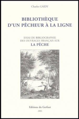 Bibliothèque d'un pêcheur à la ligne - gerfaut - 9782914622349 -