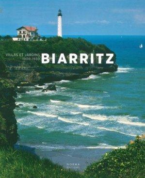 Biarritz - norma - 9782915542998 -