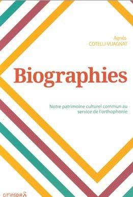 Biographies - cit'inspir - 9782919675258 -