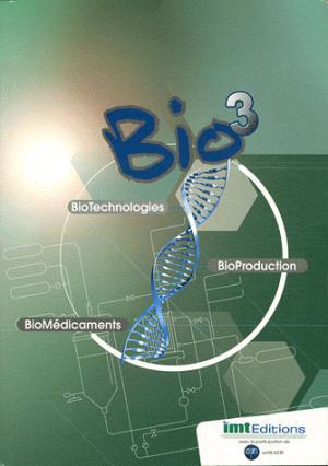 Bio 3 - imt  - 9782951253544 -