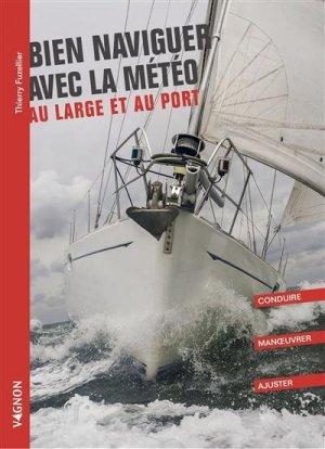 Bien naviguer avec la météo - vagnon - 9791027105564 -