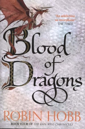 BLOOD OF THE DRAGONS  - HARPERCOLLINS - 9780008154462 -
