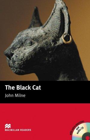 The Black Cat - macmillan - 9781405076388 -