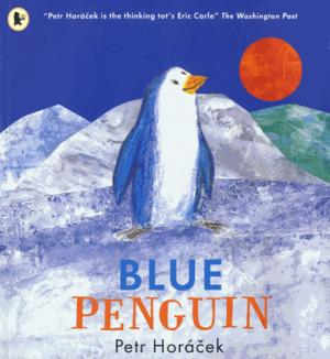 BLUE PENGUIN  - walker books - 9781406366013 -