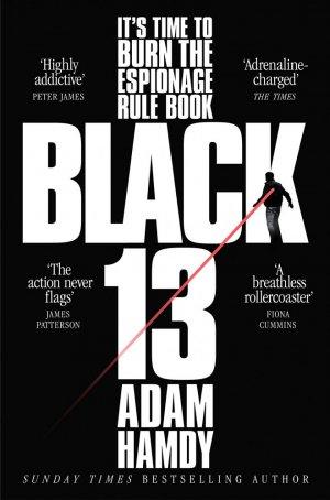 Black 13 - pan books - 9781509899203 -