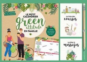 Bloc de la green attitude en famille - Larousse - 9782036005457 -