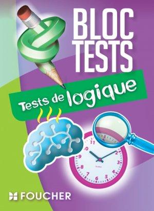 Bloc tests - foucher - 9782216123537 -