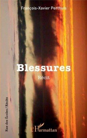 Blessures - L'Harmattan - 9782343159799 -