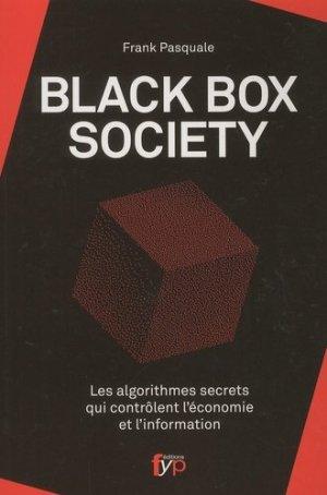 Black Box Society - fyp - 9782364051294 -