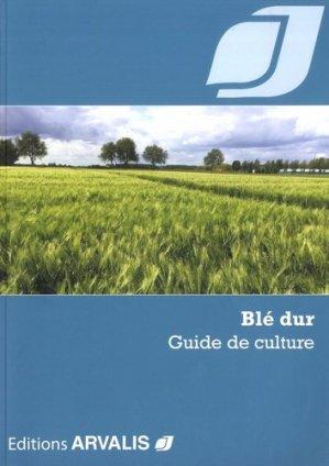 Blé dur - arvalis - 9782817903538 -