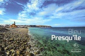 Bleu presqu'île - Les Editions Buissonnières - 9782849262740 -