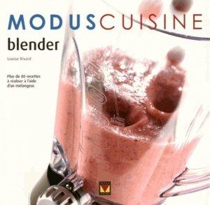 Blender - Modus Vivendi - 9782895237617 -