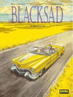 BLACKSAD 05 AMARILLO  - NORMO COMIC - 9788467914252 -