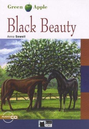 Black Beauty - black cat - cideb - 9788853004994 -