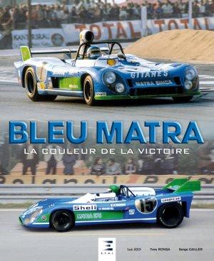 Bleu matra - etai - editions techniques pour l'automobile et l'industrie - 9791028304201 -