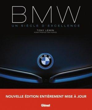 BMW, un siècle d'excellence - Glénat - 9782344045077 -