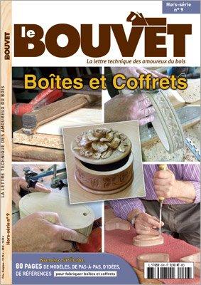 Boîtes et coffrets - le bouvet - 2224798959199 -