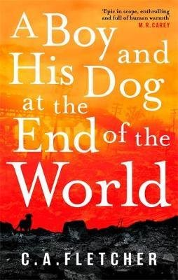Boy and his Dog at the End of the World - orbit - 9780356510934 -