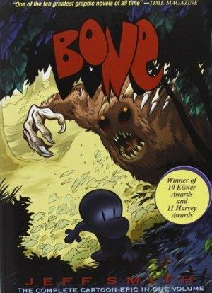 Bone Vol 1 - cartoon - 9781888963144 -