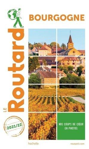Bourgogne - Hachette - 9782017871637 -