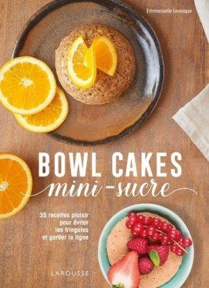 Bowl cakes mini-sucres - Larousse - 9782035990952 -