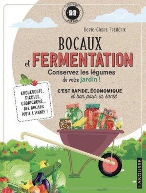 Bocaux et fermentation - Larousse - 9782036000780 -