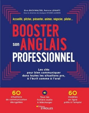 Booster son anglais professionnel - Eyrolles - 9782212572643 -