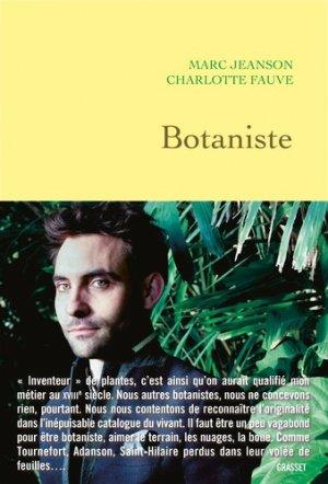 Botaniste - grasset - 9782246857457