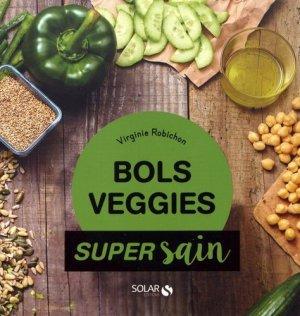 Bols veggies -  super sain - solar - 9782263156465 -