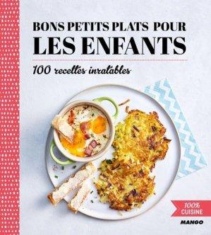 Bons petits plats pour les enfants - mango - 9782317012853 -