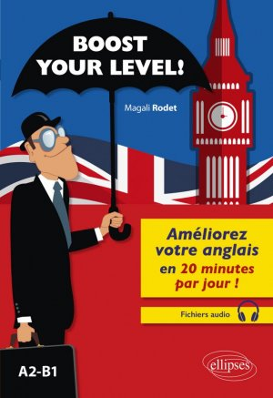 Boost your level !  - Ellipses - 9782340046313 -
