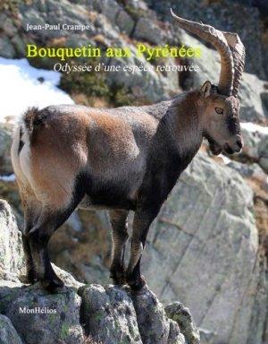 Bouquetin aux Pyrénées - monhelios - 9782378950088 -