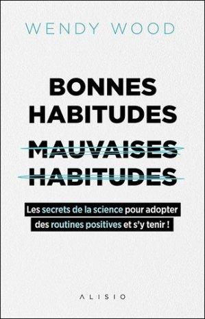 Bonnes habitudes mauvaises habitudes - leduc - 9782379351303 -