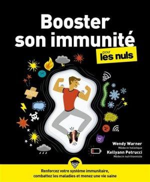 Booster son immunité pour les Nuls - First - 9782412064740 -