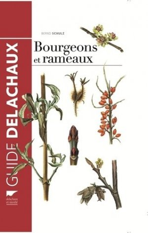 Bourgeons et rameaux - delachaux et niestle - 9782603020401 -