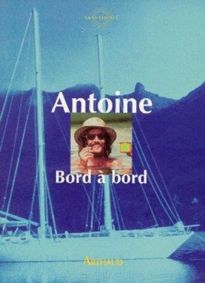Bord à bord - Arthaud - 9782700311471 -