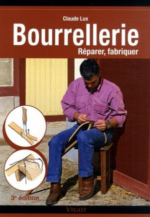 Bourrellerie - vigot - 9782711420094 -