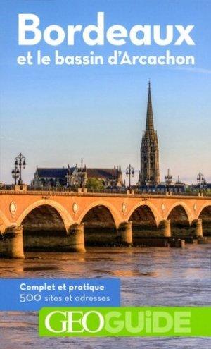 Bordeaux et le bassin d'Arcachon - gallimard editions - 9782742446568 -