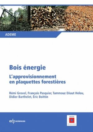 Bois énergie - edp sciences - 9782759809684 -